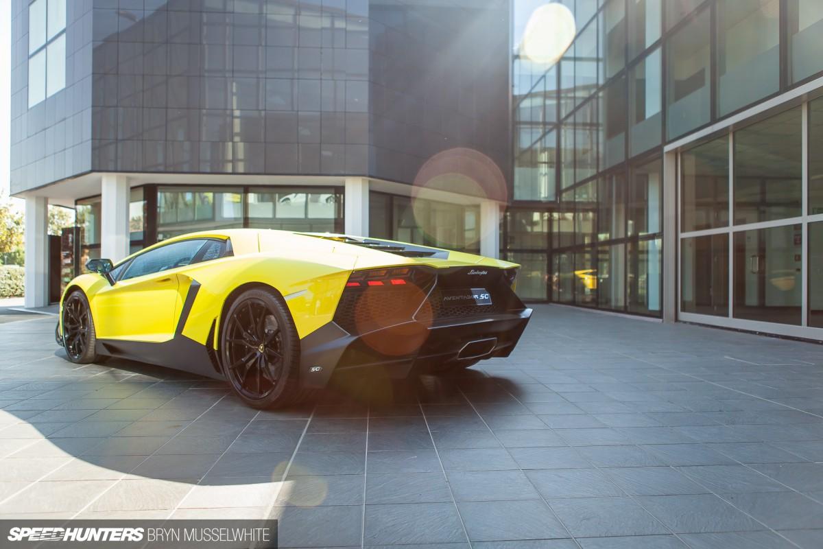 Lamborghini Factory Italy Aventador Production Line 41 Speedhunters