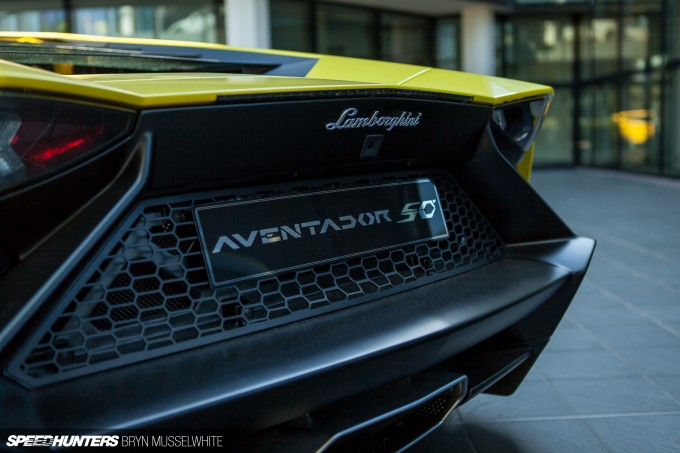 Lamborghini Factory Italy Aventador production line-42