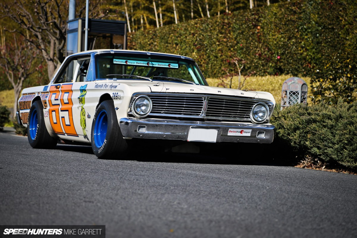 Nascar Falcon Japan 14 Copy Speedhunters