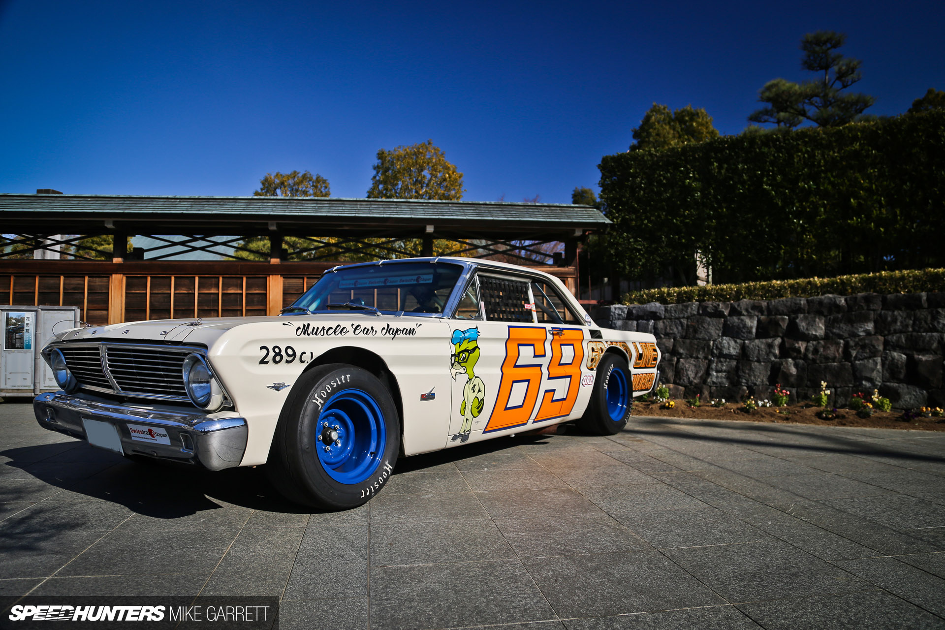 Hayabusa: The Samurai Of NASCAR - Speedhunters