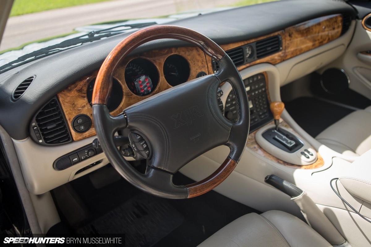 Keep It Simple A Vip Xjr Speedhunters Datsun 521 Wiring Diagram Joakim Jaguar Sweden Rohanna 11