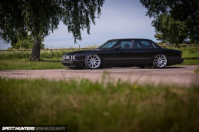 Joakim Jaguar XJR VIP Sweden Rohanna -2