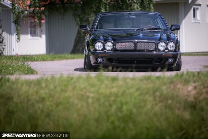 Joakim Jaguar XJR VIP Sweden Rohanna -4