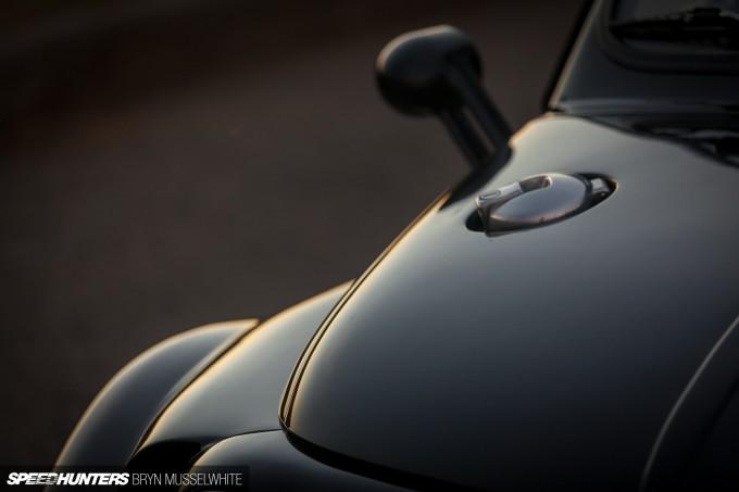 Oemmedi Meccanica fiat 500 V8 Ferrari-3