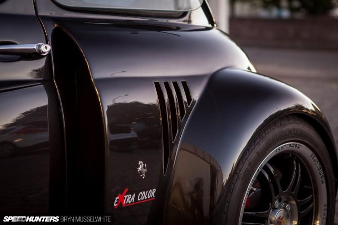 Oemmedi Meccanica fiat 500 V8 Ferrari-5