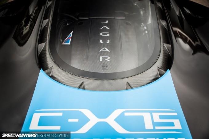 Jaguar CX75 Gaydon NFS-49
