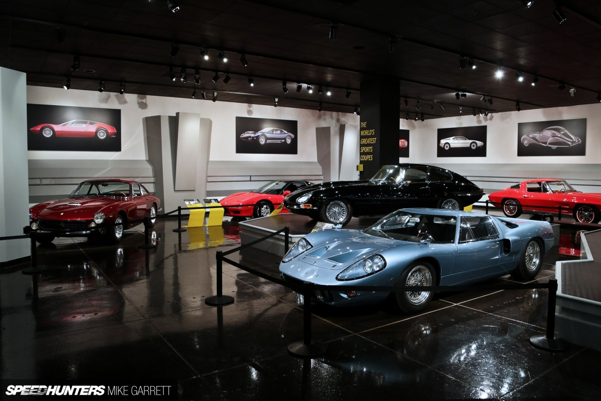 Selecting The World's Greatest Sports Coupe