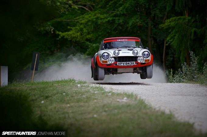 The 2014 Goodwood Festival Of Speed