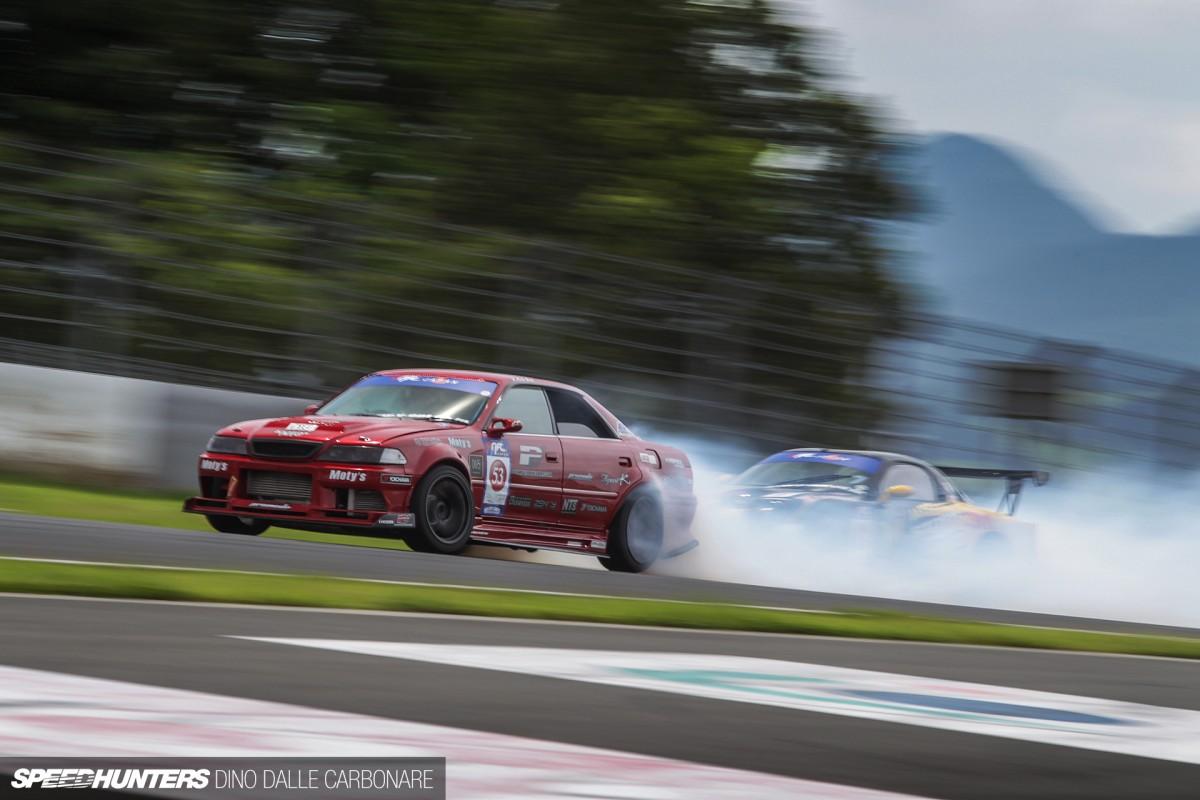 Formula Drift Does FujiSpeedway