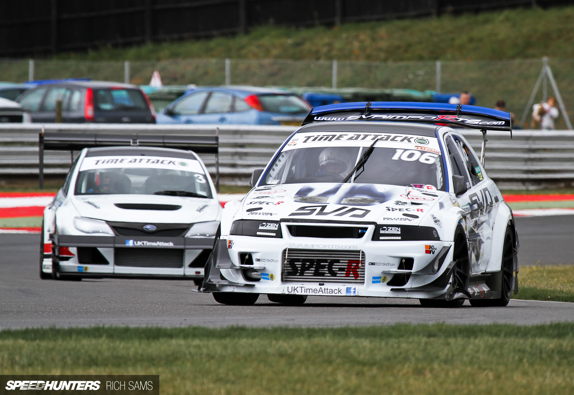 Time attack cars