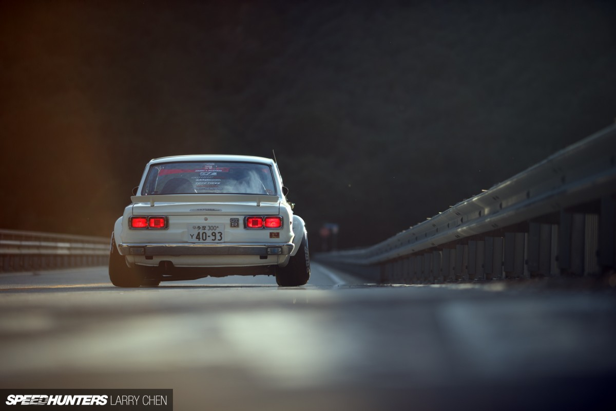 A Hakosuka In The Hills