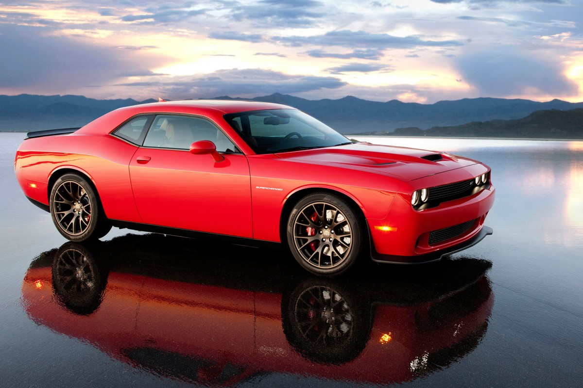 707hp, 10.8-Second Quarters:</br> Dodge Flexes Its SRT&nbsp;Muscle