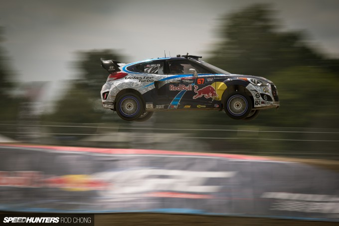 Rod Chong Elizabeth White GRC NYC Global Rallycross 2014-8011