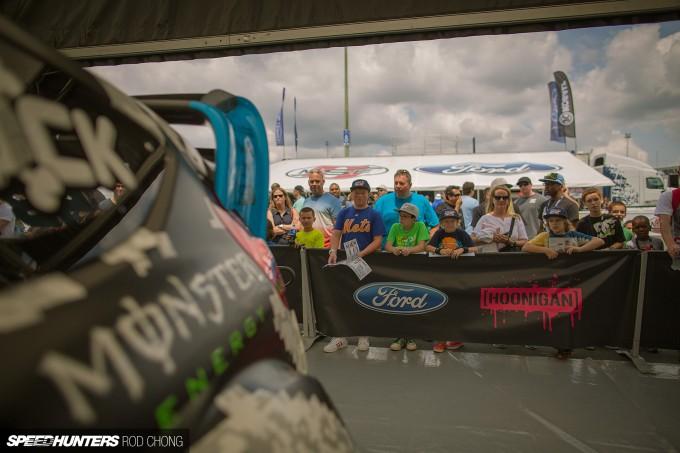Rod Chong Elizabeth White GRC NYC Global Rallycross 2014-8043