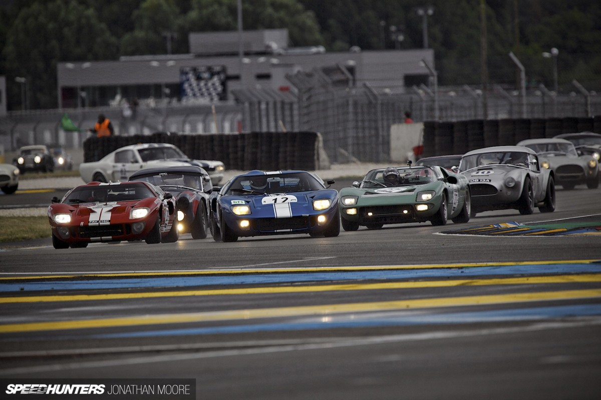 Le Mans Multiplied:<br/> Time Travel At The Classic