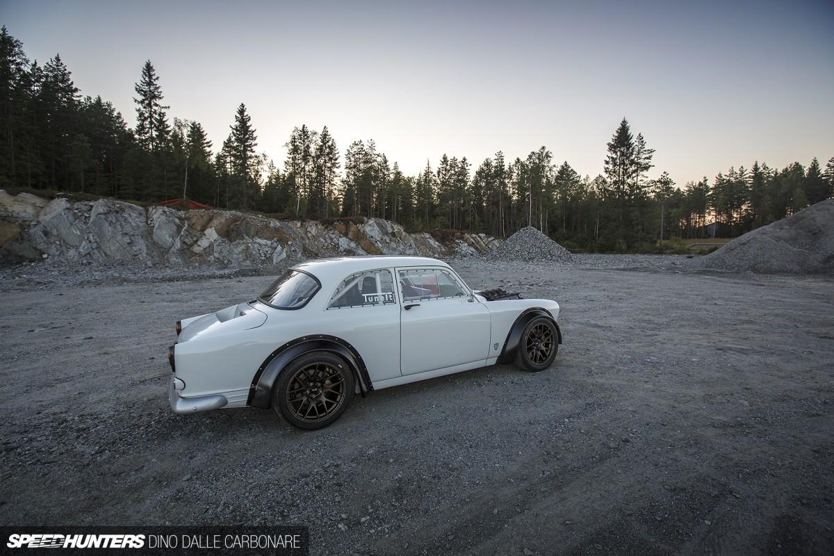 The AWD, Turbo V8, Volvo SuperAmazon