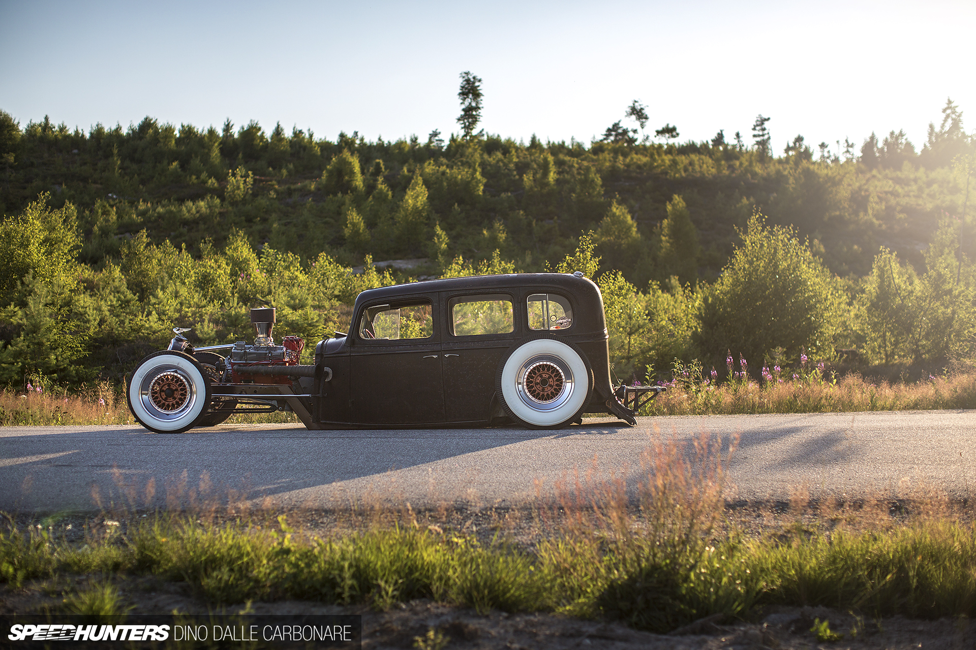 '33 Chevy Master Class: From Barn Find To Bangin' Frame ...