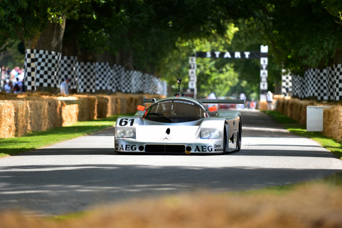 Hill Climbing At Goodwood:</br> The Interactive 360° Videos
