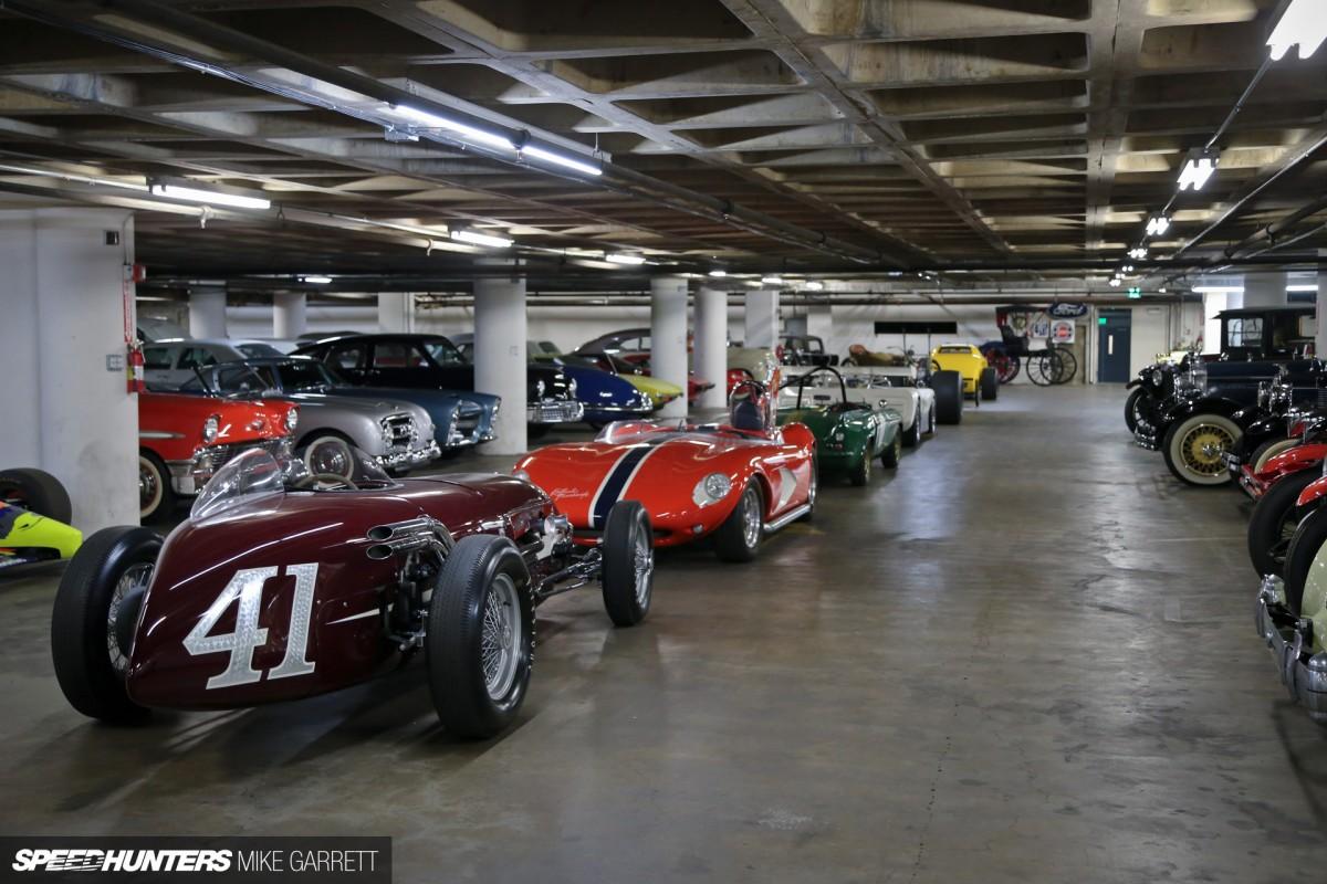 Deep Inside La S Hidden Car Vault Speedhunters
