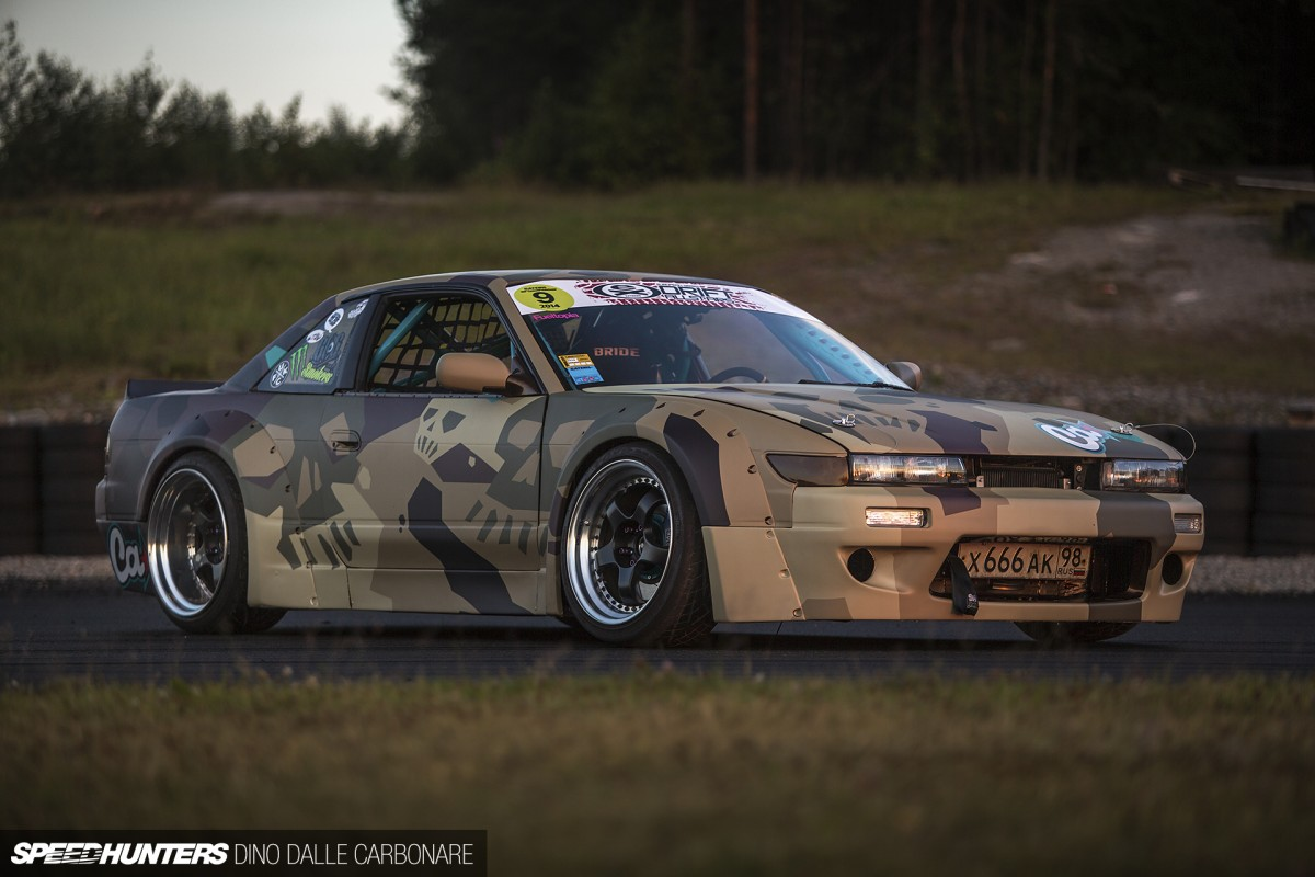 From Russia With Roar The Fail Crew Speedhunters