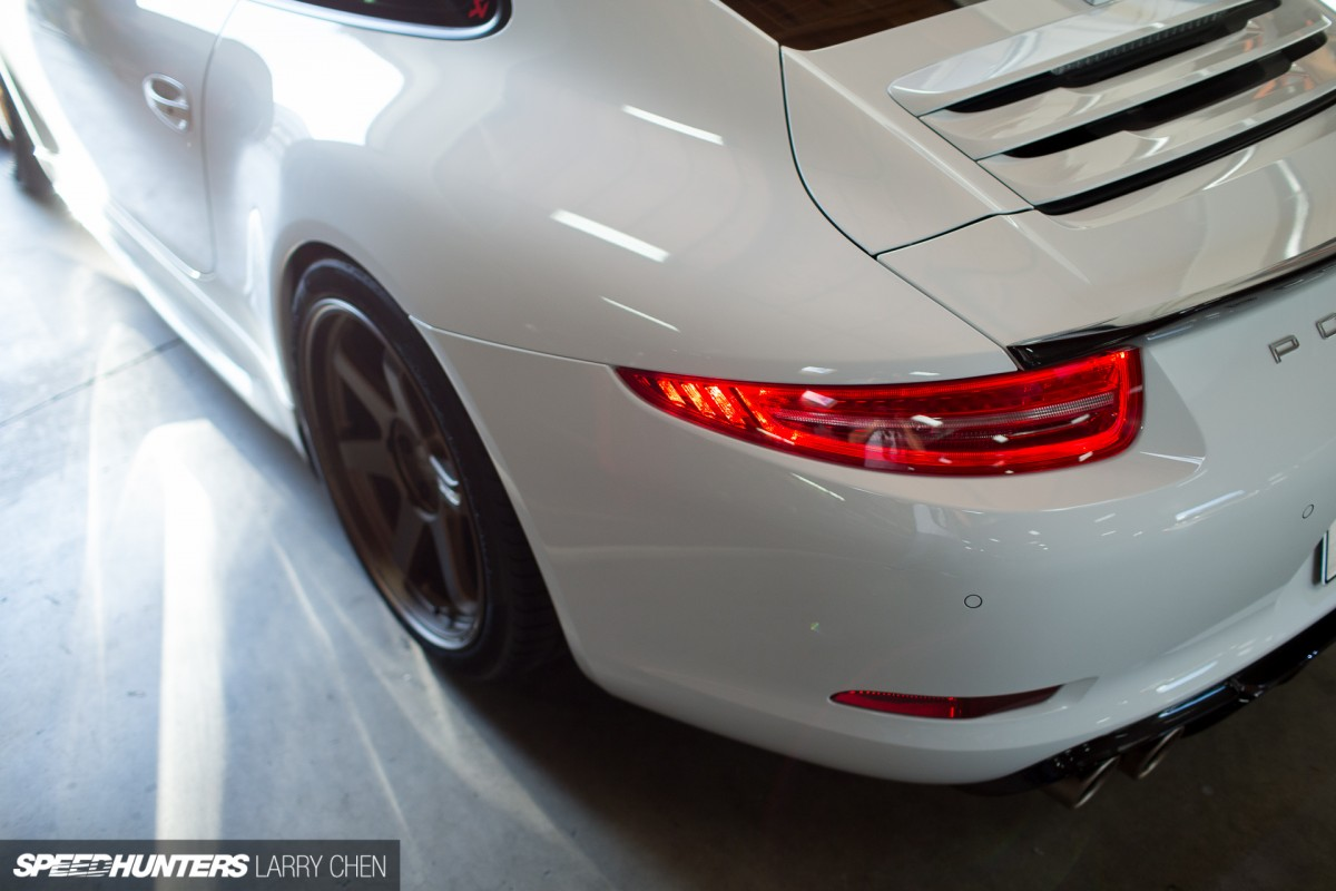 Project 991: Wheels, Tires, Brakes, Done!</br> ForNow…