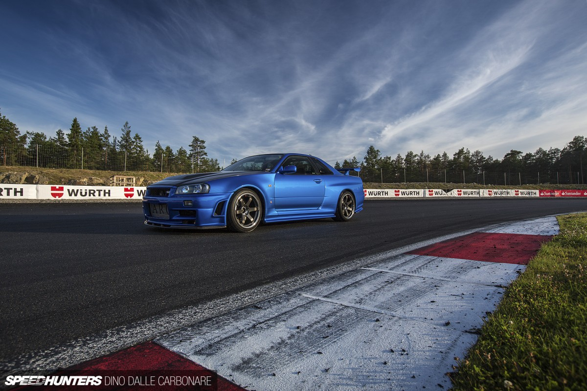 The Stuff GT-R Dreams Are Made Of