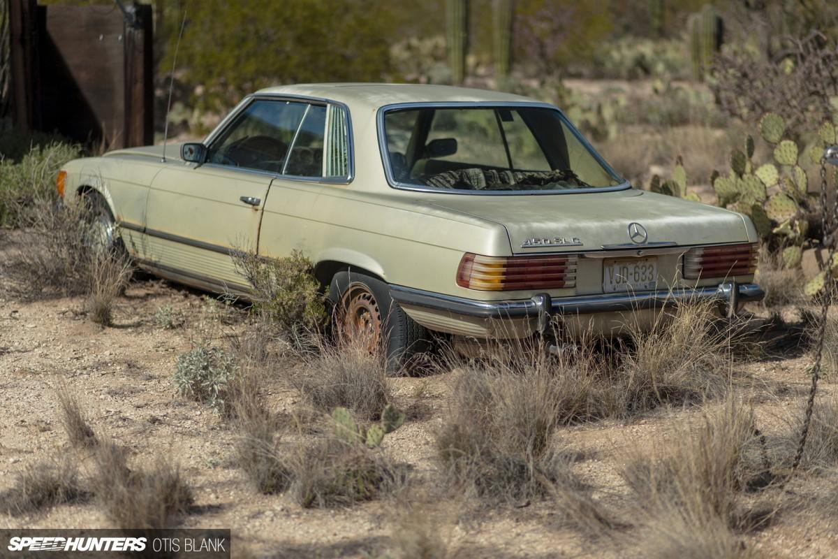 Deserted DesertBenzes