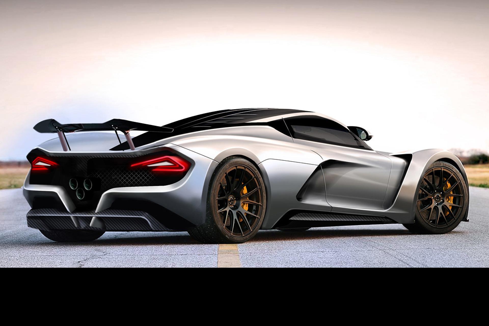 290mph Bust Hennessey s 1400hp Venom F5 Speedhunters