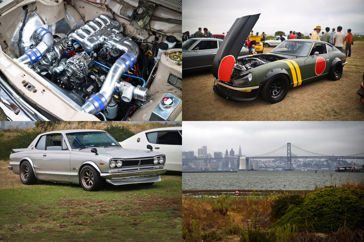 Legends & Rarities At The Bayline Gathering