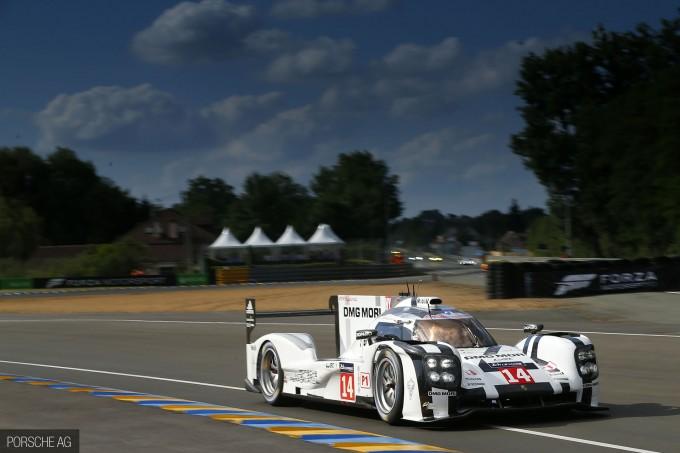 919 Le Mans chicane