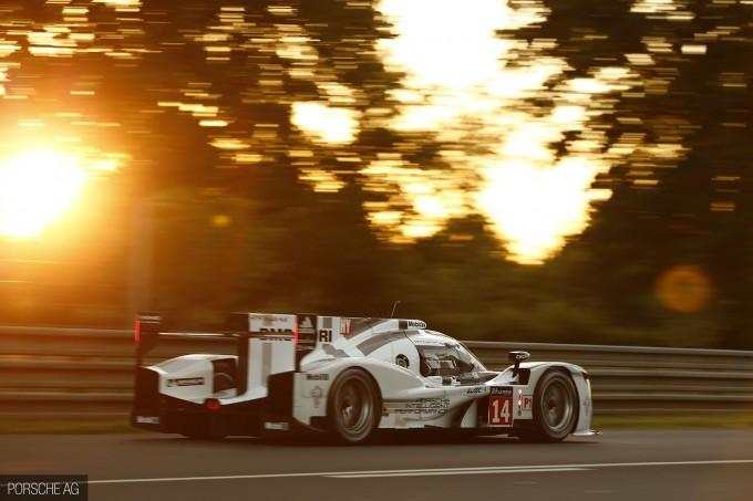 919 Le Mans dawn