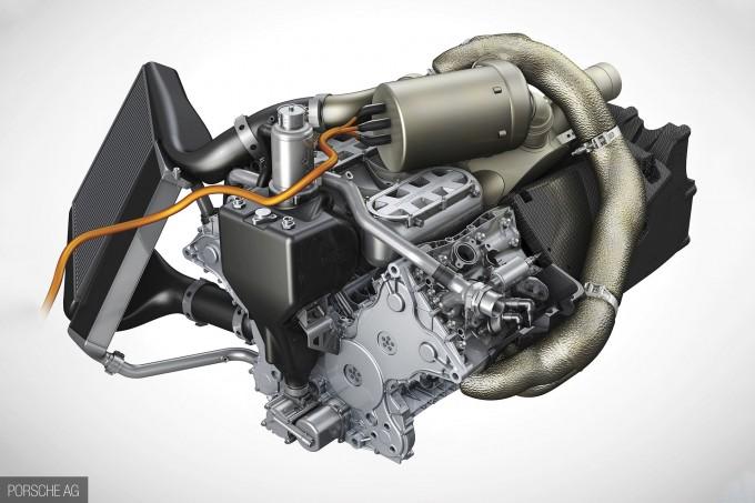 919 V4 Hybrid unit