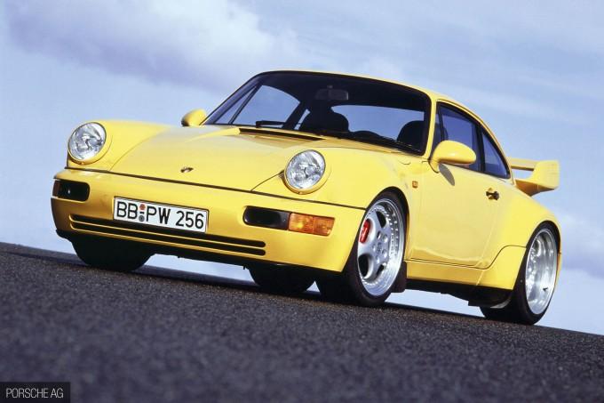 Carrera RS 3.8 964