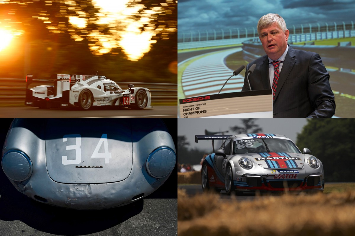 Porsche Board Member Wolfgang Hatz Answers Your Questions