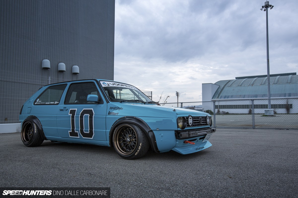 A Golf Cup Car For The Street - Speedhunters