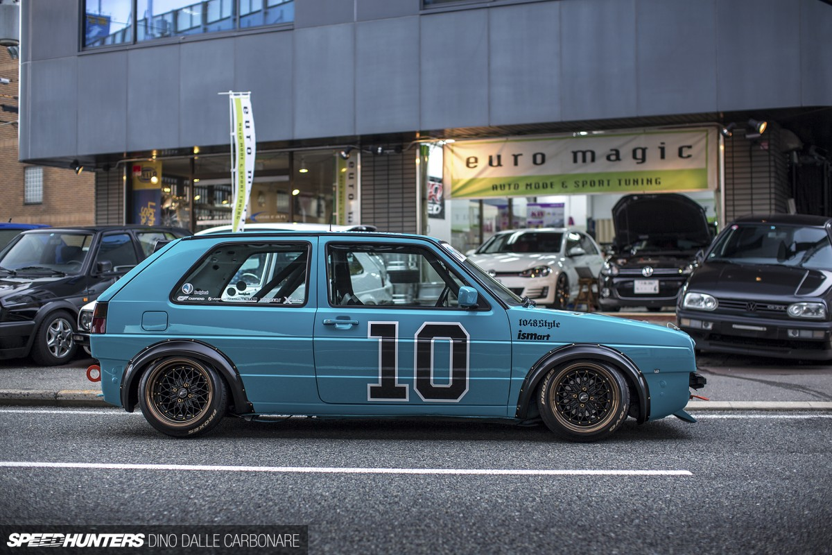 A Golf Cup Car For The Street