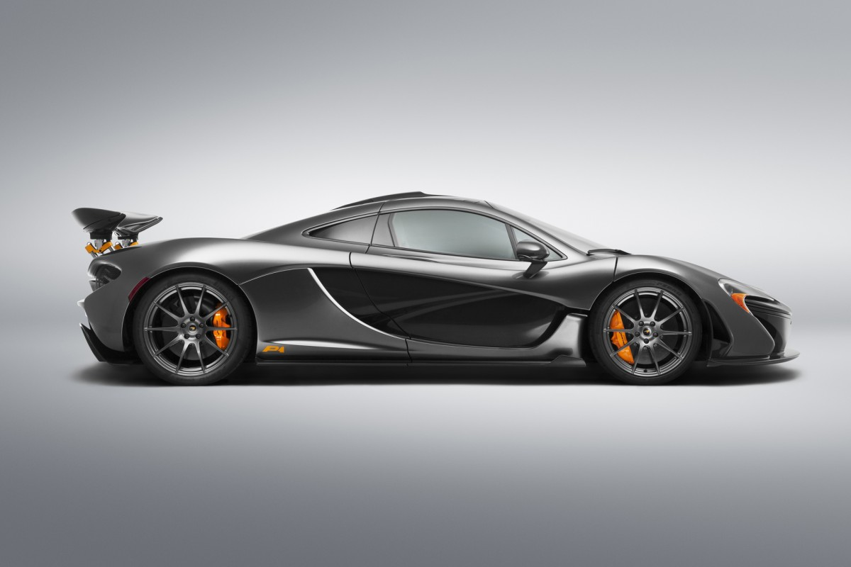 The P1 By McLaren Special Operations