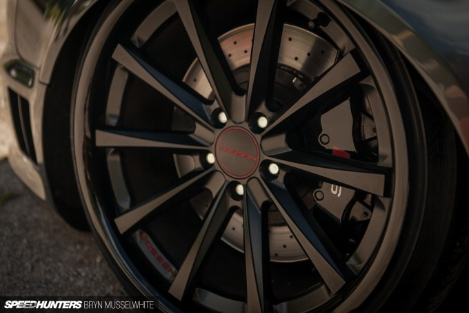 BS Carstyling Audi RS4 Worthersee Vossen -1