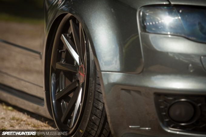 BS Carstyling Audi RS4 Worthersee Vossen -10