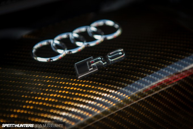 BS Carstyling Audi RS4 Worthersee Vossen -16