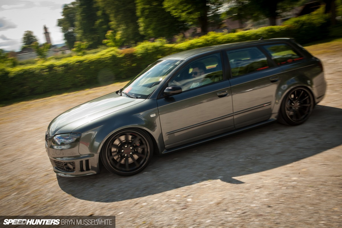 Bs Carstyling Audi Rs4 Worthersee Vossen 22 Speedhunters