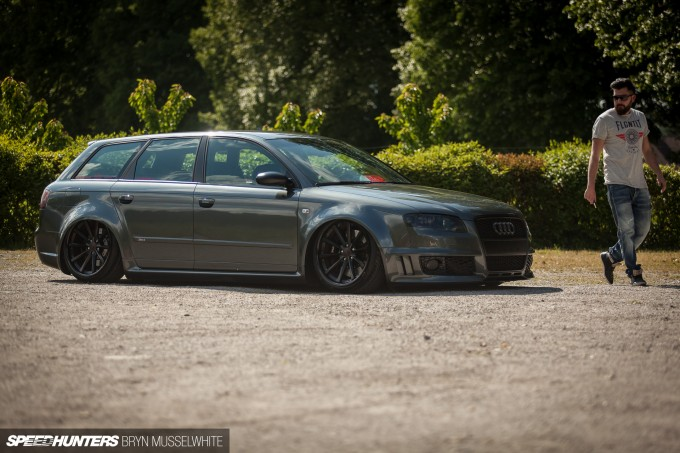 BS Carstyling Audi RS4 Worthersee Vossen -32