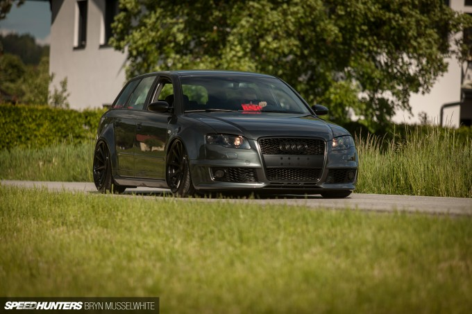 BS Carstyling Audi RS4 Worthersee Vossen -38