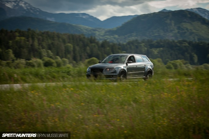 BS Carstyling Audi RS4 Worthersee Vossen -41