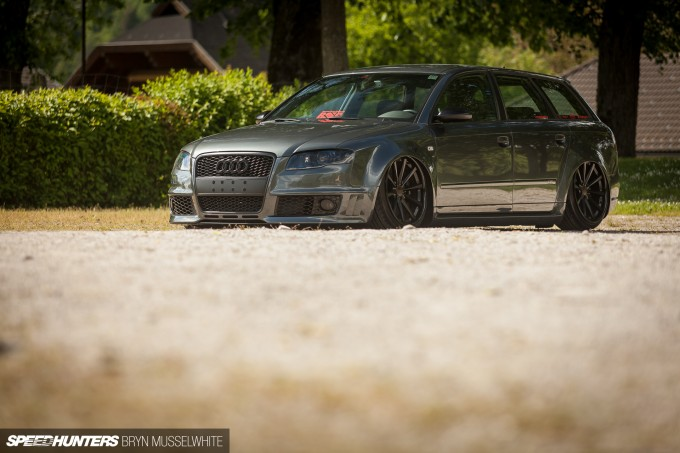 BS Carstyling Audi RS4 Worthersee Vossen -5