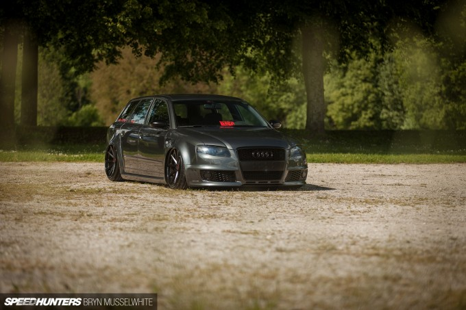 BS Carstyling Audi RS4 Worthersee Vossen -7