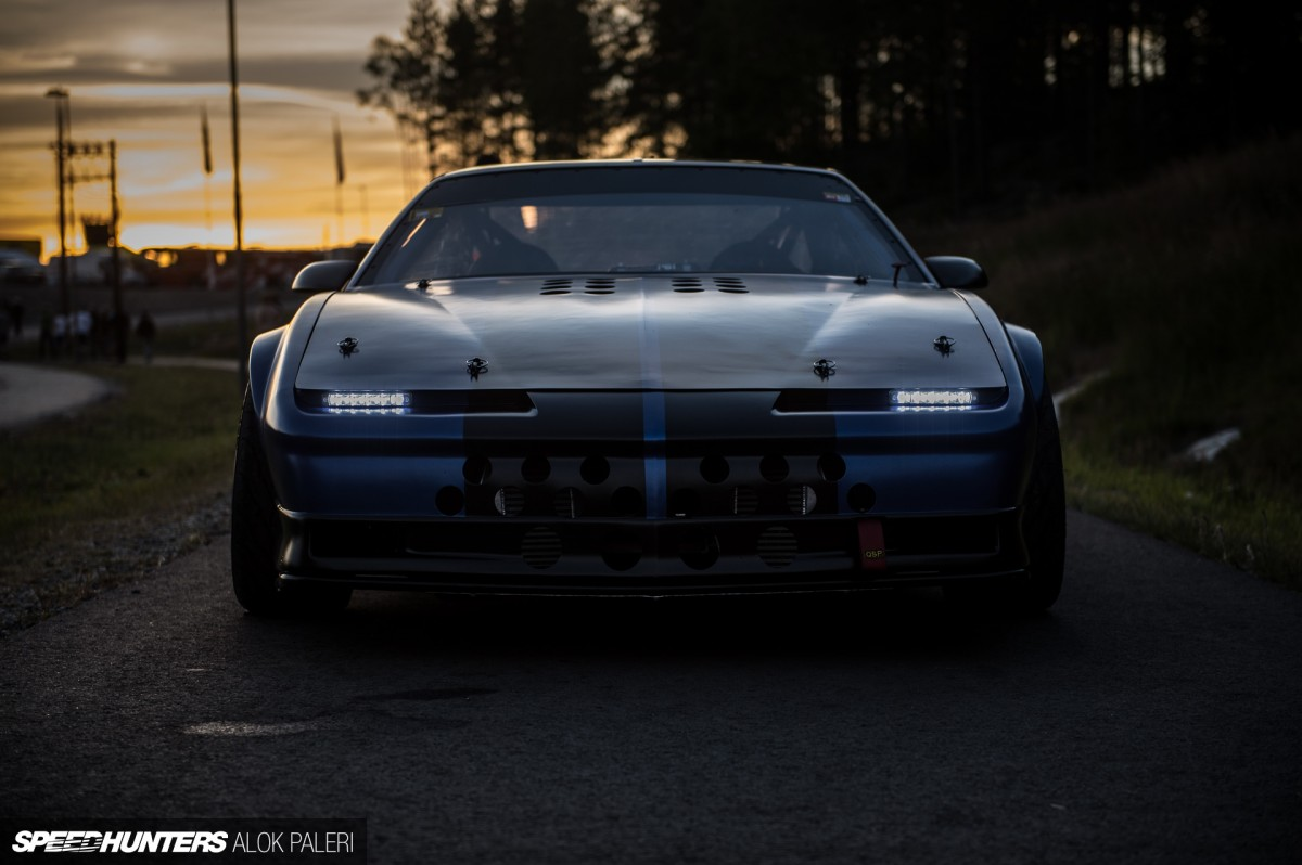F Body Mash Up The Cambird Z06 Speedhunters