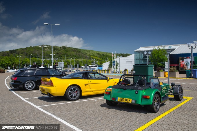 Mark Riccioni Worthersee Caterham road trip-1