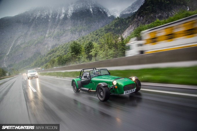 Mark Riccioni Worthersee Caterham road trip-17