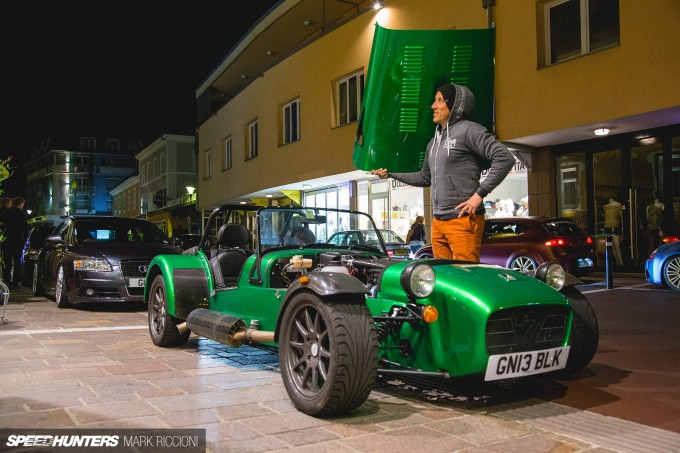 Mark Riccioni Worthersee Caterham road trip-22